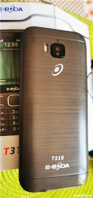 Telefon mobil 3G Eboda T310S Digi mobil, dual sim, taste mari - imagine 5