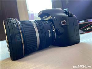 Canon 550D obiectiv efs 10-22mm - imagine 3