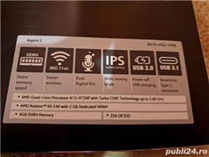 Leptop Gaming Acer Aspire DDR 4 Ssd 256gb - imagine 3