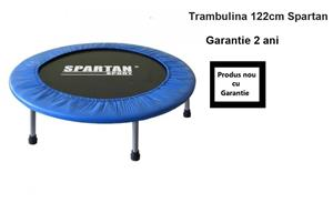 Trambulina 122cm Spartan - imagine 1