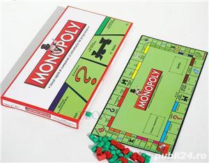 Monopoly in romana - cel mai faimos joc de tranzactii, Nou, joc monoply tranzactii imobiliare - imagine 1