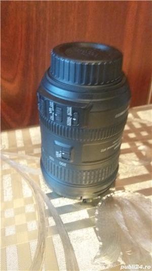 Obiectiv camera foto Nikon AF-S DX Nikkor 18-200 mm f/3.5-5.6G ED VRI - imagine 2