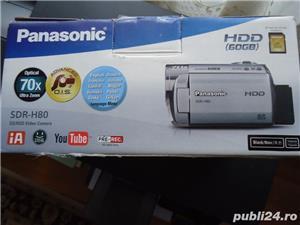 Vand camera video Panasonic SDR-H80 - imagine 3