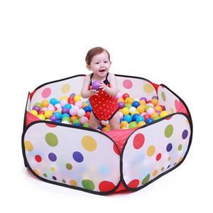 Vand Loc de joaca - Piscina pliabila cu 50 bile colorate pentru copii, NOU, Pret 85 Lei - imagine 5