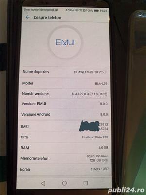 Huawei mate 10 pro - imagine 3