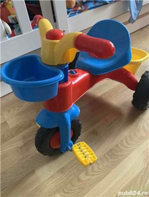 masinuta fara pedale si tricicleta - imagine 2