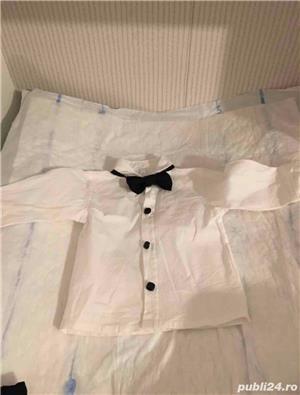 costum de botez pentru 3-6 luni - imagine 1