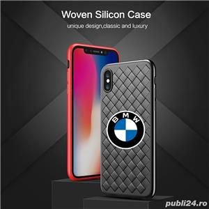 Husa Telefon Moschino, Guess, Supreme, Gucci, Louis, iPhone X, Xs - imagine 5