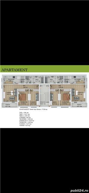 Vand apartament ansamblu rezidential ELLA - imagine 4