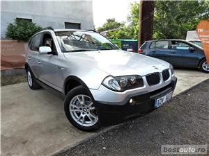 BMW X3 / 2.0 DIESEL -, CASH / RATE FIXE SI EGALE / LIVRARE GRATUITA  / GARANTIE / BUY-BACK - imagine 2