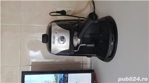 Espressor manual De'Longhi EC221.B, Dispozitiv spumare, Sistem cappuccino, 15 Bar, 1 l, Oprire autom - imagine 2