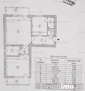 Apartament 2 Camere - Zona Aviatiei - Pentru Investitie - imagine 17