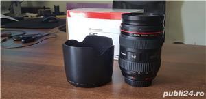 Canon 24-70 f 2.8 - imagine 1