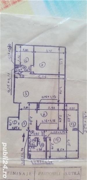 apartament 3 camere, 2 bai - imagine 5