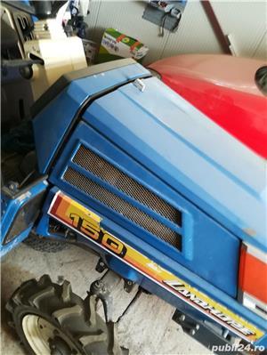 tractor Iseki TU150 de 18cv - imagine 2