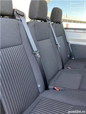 Ford Transit 8+1, 2,0 TDCI, masina inca in Garantie, conditie super, Carte, taxe si revizii la zi    - imagine 9
