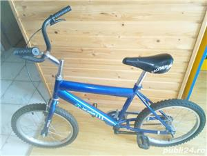 "Vand Bicicleta DHS roti 18"" Copii - imagine 3"