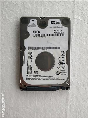 HDD Laptop Western Digital WD5000LUCT AV-25 500GB, 2.5 inch - imagine 1