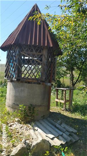 Vand casa, anexe si 1889 mp teren extravilan Floresti - imagine 3
