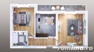 Apartament 2 camere in Trivale City   TC6 2C8 - imagine 9