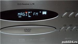 NAD L70 ( amplificator, dvd si tuner ) - imagine 2
