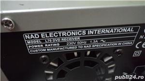 NAD L70 ( amplificator, dvd si tuner ) - imagine 4