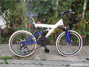 bicicleta Mountain bike copii roti pe 20 - imagine 5