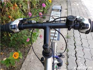 bicicleta Mountain bike copii roti pe 20 - imagine 4
