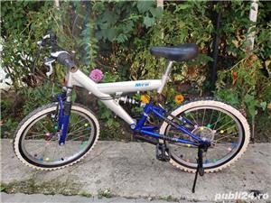 bicicleta Mountain bike copii roti pe 20 - imagine 1