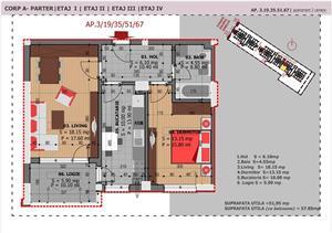 Apartament 2 camere B-dul Metalurgiei, LIDL - imagine 3