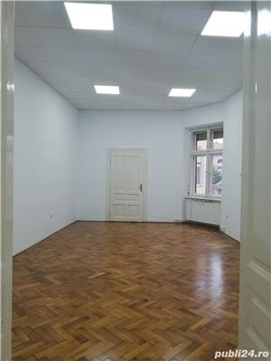 Str. Banatului, apartament doua camere de vanzare, 93 mp utili,central, Sibiu - imagine 4