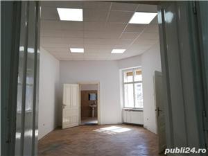 Str. Banatului, apartament doua camere de vanzare, 93 mp utili,central, Sibiu - imagine 7