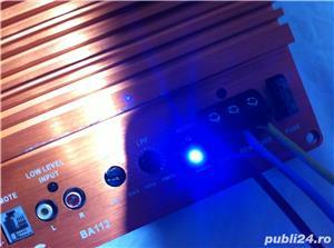 Amplificator Gas cl.D max.600W Hertz Audison Alpine pioneer Statie jbl yamaha denon mtx sony woofer - imagine 5