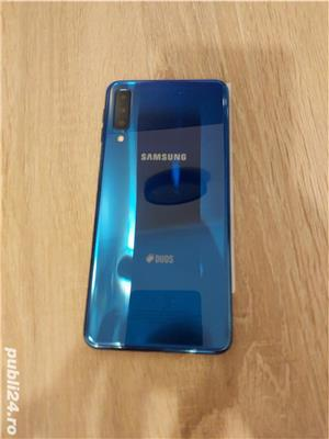 Samsung Galaxy A7 2018 Blue (duo) 64GB - imagine 5