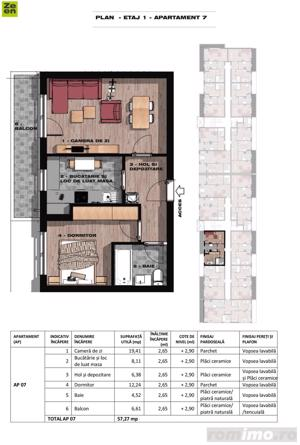 Apartament 2 camere, STB 2 minute, Comision 0. - imagine 6