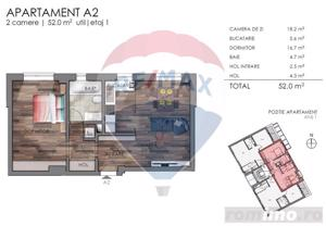0% COMISION - Apartament de vanzare 2 camere - Marasti - imagine 4