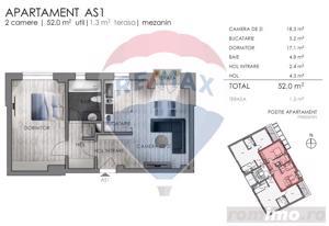 0% COMISION - Apartament de vanzare 2 camere - Marasti - imagine 2