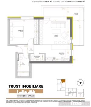 APARTAMENT 2 CAMERE, URBAN PLAZA cel mai nou proiect imobiliar din BRASOV!! - imagine 1