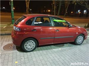 Seat Ibiza -1.2 benzina 2008 - 1400 Euro - pret fix! - imagine 2