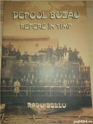 Locomotive cu abur, Radu Bellu  - imagine 3