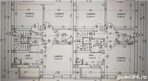 De vanzare jumatate de duplex, constructie 2020, zona Ferventia-padure,acces facil spre oras - imagine 2