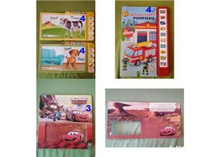 Puzzle, lego, olita tip masina - imagine 5