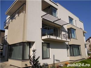 Baneasa inchiriere penthouse in vila complet mobilat si utilat! - imagine 1