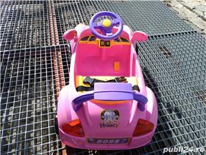 Vand masinuta electrica roz - imagine 3