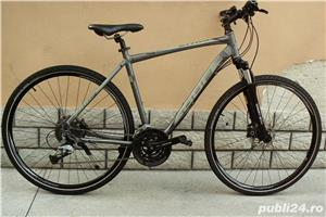 Bicicleta cross BBF  - imagine 1