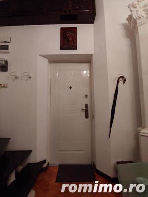 Garsoniera in vila tip duplex, pe 2 etaje, Cismigiu, 40mp, 300 euro - imagine 3