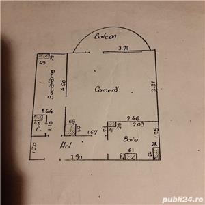Apartament o camera zona Garii - imagine 2