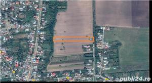 Teren Intravilan 4500 mp Lipanesti ,DN1A - imagine 1