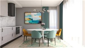 Apartament 2 camere Titan Park - Metrou Nicolae Teclu la 8 minute - imagine 5