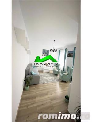 Casa tip duplex,5 camere,126 mp utili,zona Calea Cisnadiei - imagine 1